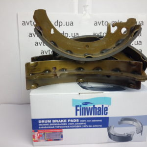 Колодка заднего тормоза ВАЗ 2108-2112 Finwhale