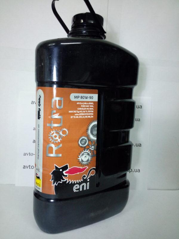 Масло трансмиссионное 80W90 (ТАД-17и) Agip Eni 4л