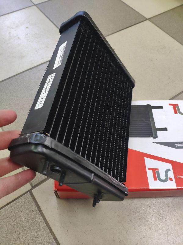 Радиатор отопителя ВАЗ 2101 медный