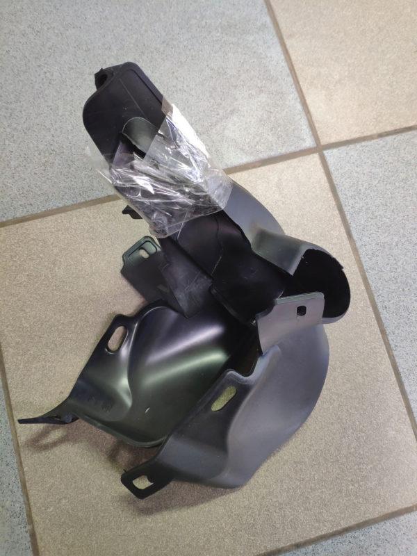 Брызговики передние ВАЗ 2110-2112 н.о. под пластиковый порог