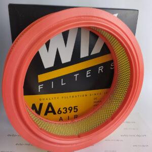 Фильтр воздушный ВАЗ 2101-07,2108-09 (карб.)без префильтра Wix