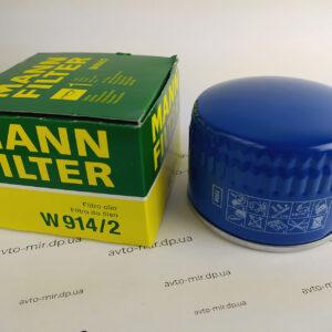 Фильтр масляный ВАЗ 2108-2112 Mann