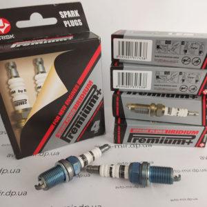 Свечи зажигания ВАЗ 2110-12 (16кл.) Lanos Nexia Aveo иридий Brisk
