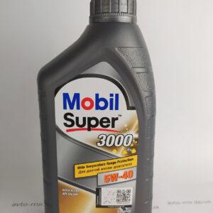 Масло моторное MOBIL 3000 5W-40 1л