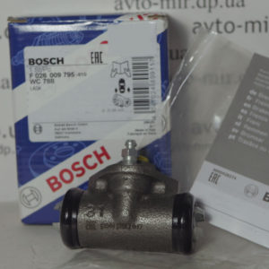 Цилиндр тормозной задний ВАЗ 2105, 2108, 2112, 2170, 1118 Bosch