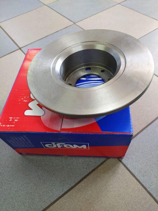Диск тормозной передний ВАЗ 2101-2107 Cifam