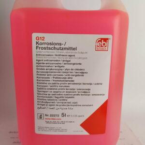 Антифриз G12 красный 5л концентрат Febi