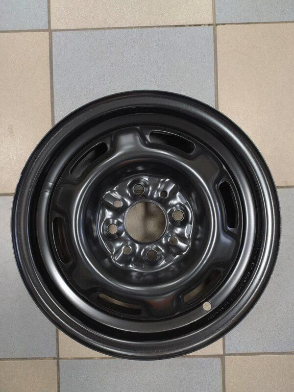 Диск колесный ВАЗ 2108-09,2110 (R13) чёрный АвтоВАЗ