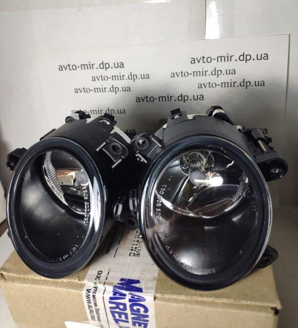Фары противотуманные ВАЗ 1118 с накладками Automotive Lighting