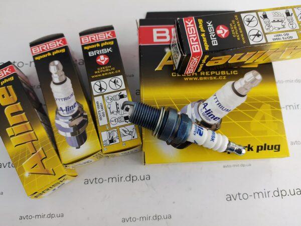 Свечи зажигания ВАЗ 2110-12 (16кл.) Lanos Nexia Aveo Brisk