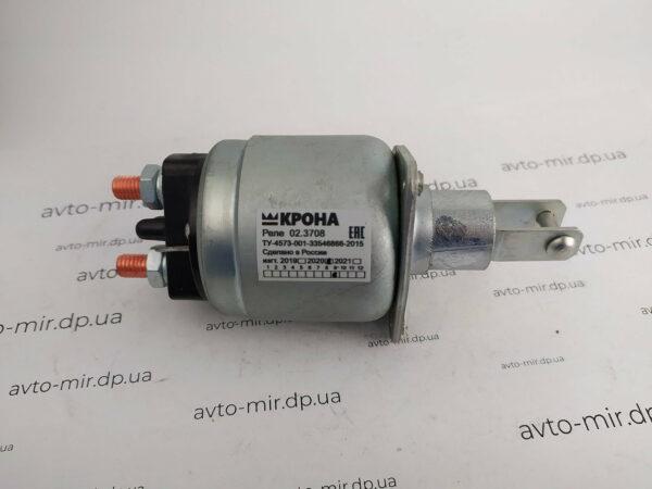 Втягивающее реле стартера ВАЗ 2108-2109 Крона
