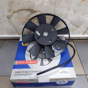 Электровентилятор охлаждения радиатора ВАЗ 2107, 2108, 2112 Пекар