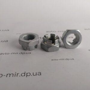 Гайка рулевых тяг ВАЗ 2101-2107 корончатая БелЗАН