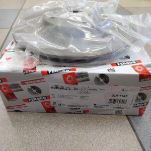 Диски тормозные передний ВАЗ 2110-2112,2170 R14 Ferodo